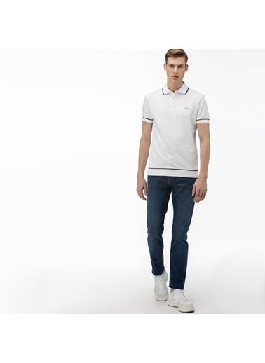 Lacoste Erkek Slim Fit Pantolon HH0010.10L Lacivert